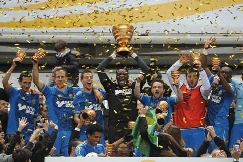 Om coupe de la ligue 2011 2012 - Coupe de france 2012 2013 ...